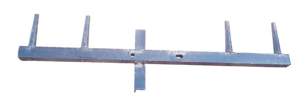 Траверса ТМ-5 служит для двойного крепления провода при установке угловых-промежуточных опор ВЛ 10кВ.